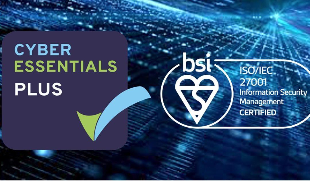 Cyber Essentials Plus Re-Certification