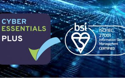 Cyber Essentials Plus Re-Certification